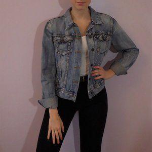Sunday Best Jean Jacket